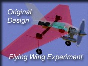 experimental flying wing preview